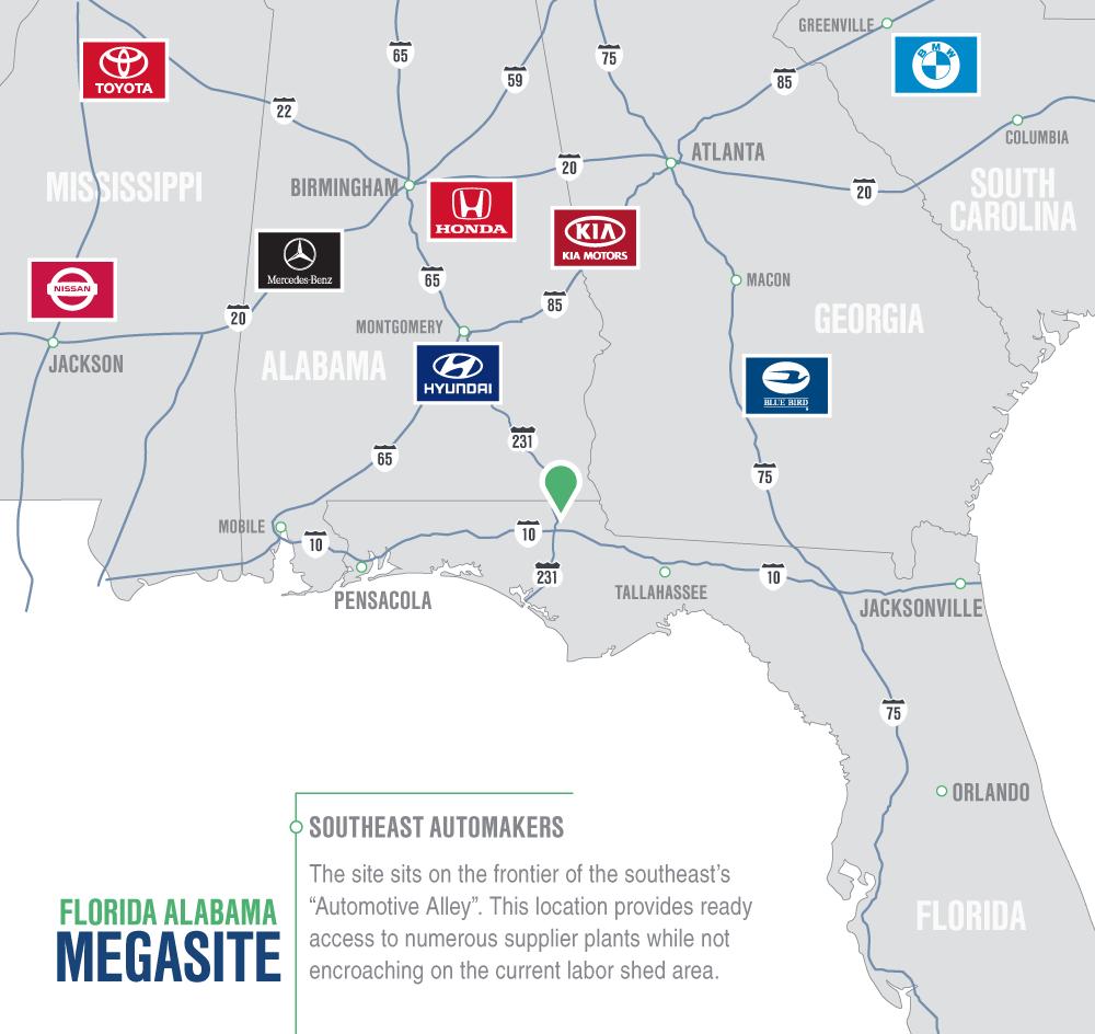Greenville Florida Map.Florida Alabama Mega Site Maps
